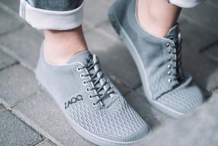 ZAQQ-QNIT-Grey-Runningschuh