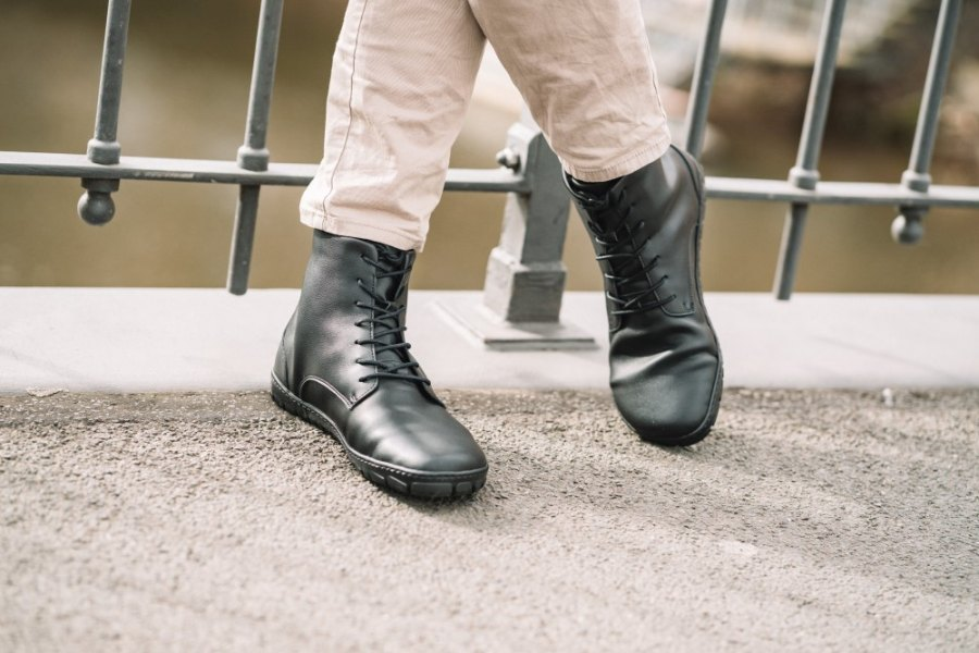 Barfussschuhe-Boots-QUINTIC