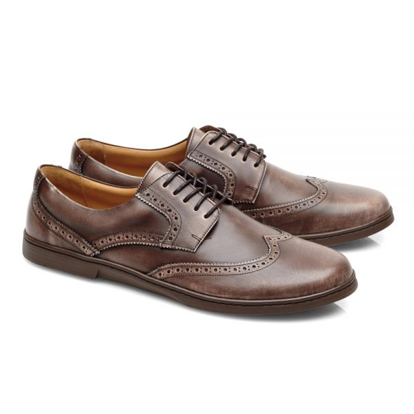 BRIQ Brogue Antique Brown