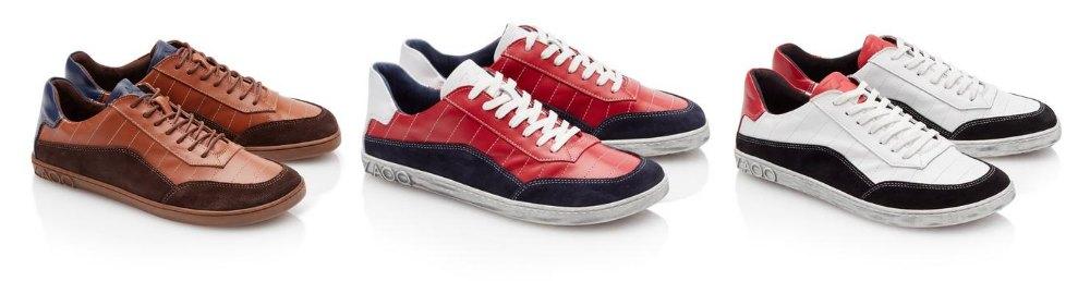 QAMPION-Barfuss-Sneaker