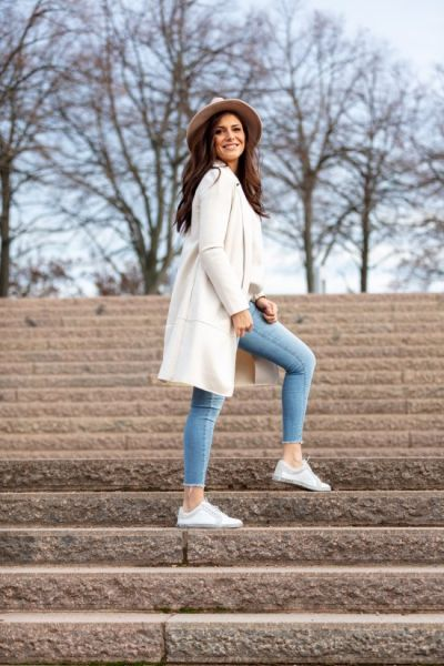 Barfussschuhe-Sneaker-weiss